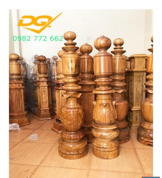 Cột gỗ